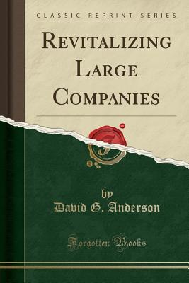 Revitalizing Large Companies (Classic Reprint) Cover Image