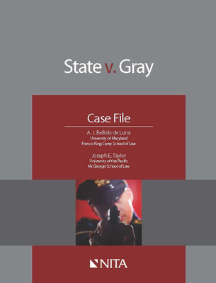 State V. Gray: Case File Cover Image
