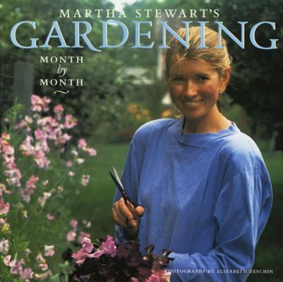 Martha Stewart's Gardening Cover