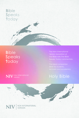 NIV Bible Speaks Today Study Bible Cover Image