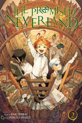 The Promised Neverland, Vol. 2 Cover Image