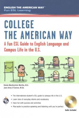 College the American Way Cover