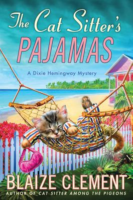 The Cat Sitter's Pajamas Cover