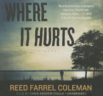 Where It Hurts Lib/E (Gus Murphy #1) Cover Image