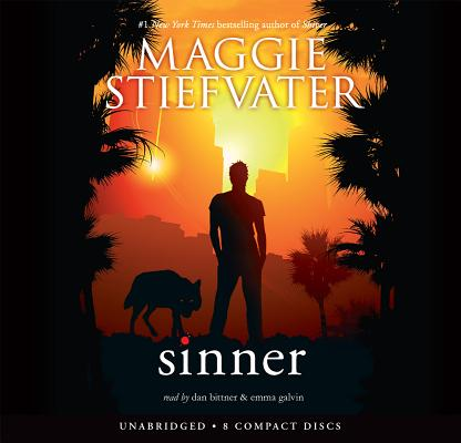 Sinner - Audio Library Edition (Shiver) Cover Image