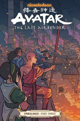 Avatar: The Last Airbender--Imbalance Part Three Cover Image