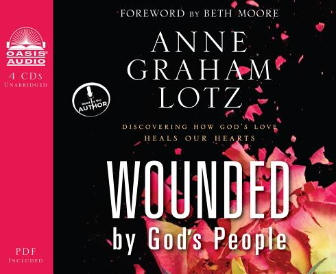 Cover for Wounded By God's People