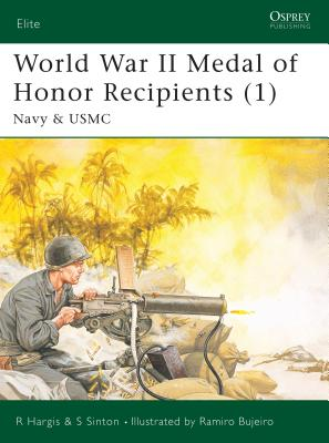 World War II Medal of Honor Recipients (1) Cover