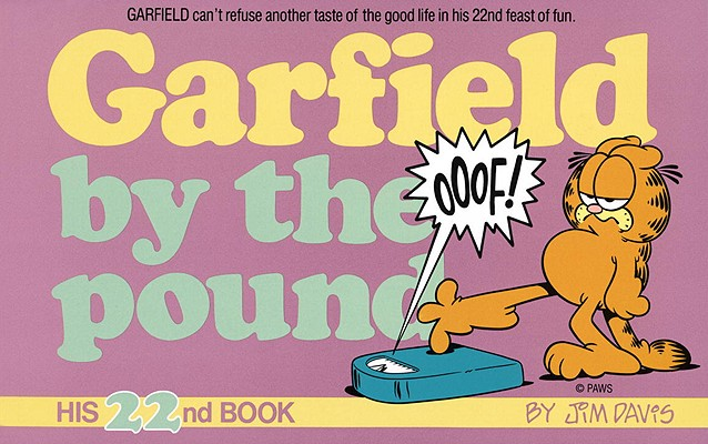 Garfield by the Pound Cover Image