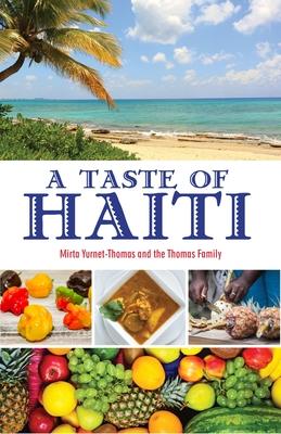 A Taste of Haiti Cover Image