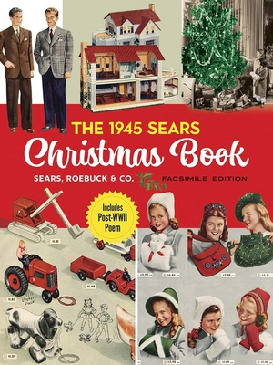The 1945 Sears Christmas Book Cover Image