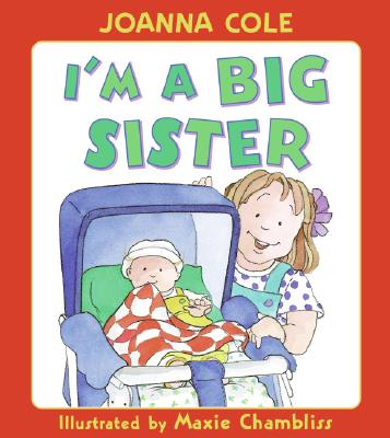 I'm a Big Sister Lap Edition Cover Image
