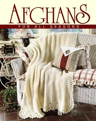 Afghans for All Seasons, Book 2 (Leisure Arts #108214) Cover