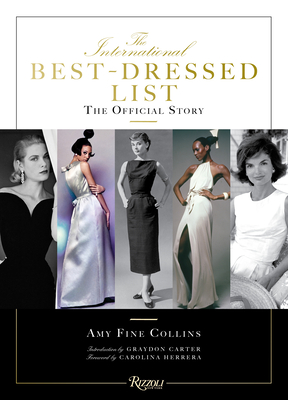 The International Best Dressed List: The Official Story Cover Image