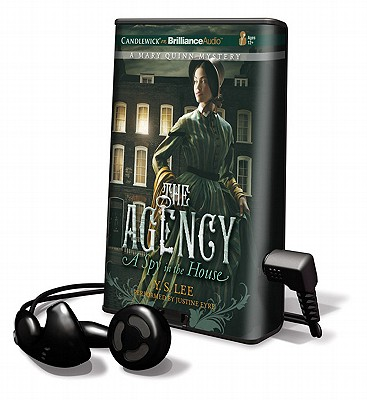 The Agency: A Spy in the House [With Earbuds] (Playaway Children) Cover Image