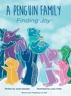A Penguin Family . . . Finding Joy Cover Image