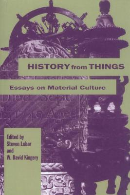 Cover for History from Things