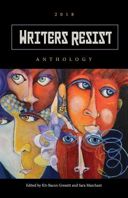 Writers Resist: The Anthology 2018 Cover Image