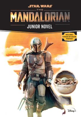 Star Wars: The Mandalorian Junior Novel Cover Image