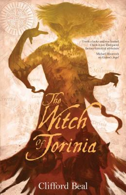 The Witch of Torinia Cover