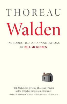 Walden: With an Introduction and Annotations by Bill McKibben (Concord Library) Cover Image
