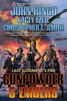 Gunpowder & Embers (Last Judgement's Fire) Cover Image