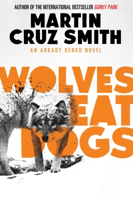 Cover for Wolves Eat Dogs