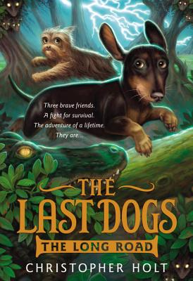The Last Dogs: The Long Road Cover Image