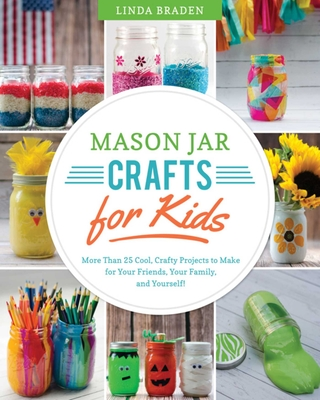Mason Jar Crafts for Kids Cover