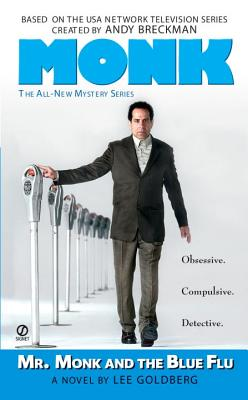 Mr. Monk and the Blue Flu Cover Image
