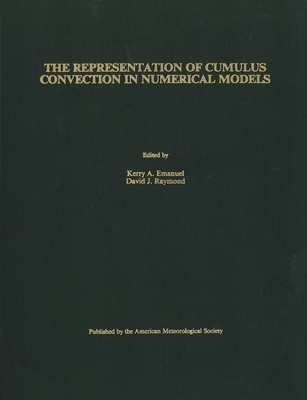 The Representation of Cumulus Convection in Numerical Models of the Atmosphere Cover Image