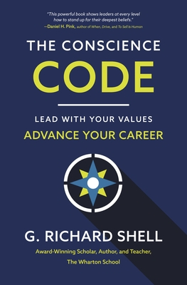 Cover for The Conscience Code