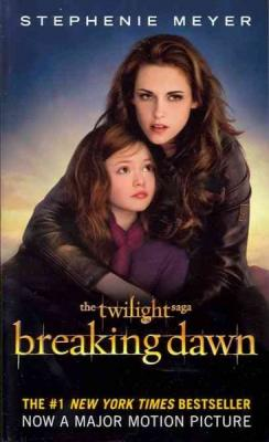 Breaking Dawn (The Twilight Saga #4) Cover Image