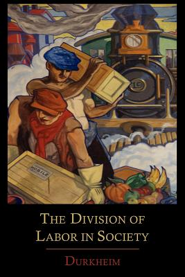 Cover for The Division of Labor in Society