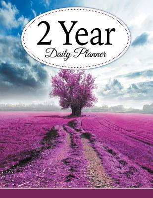 2 Year Daily Planner Cover Image