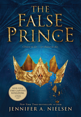 The False Prince (The Ascendance Series, Book 1) Cover Image
