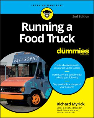 Running a Food Truck for Dummies (For Dummies (Lifestyle)) Cover Image