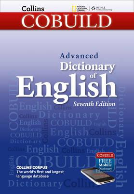 Collins Cobuild Advanced Dictionary of English Cover Image