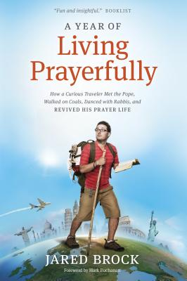 A Year of Living Prayerfully Cover