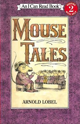Mouse Tales (I Can Read Level 2) Cover Image