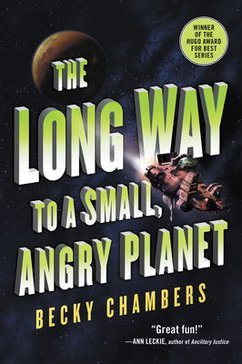 The Long Way to a Small Angry Planet cover image