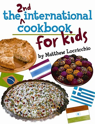 The 2nd International Cookbook for Kids Cover Image