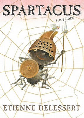 Spartacus the Spider Cover