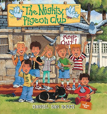 The Mighty Pigeon Club Cover Image