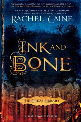 Ink and Bone (The Great Library #1) Cover Image