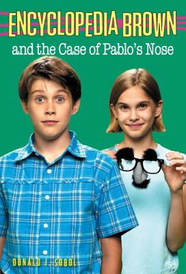 Encyclopedia Brown and the Case of Pablos Nose Cover