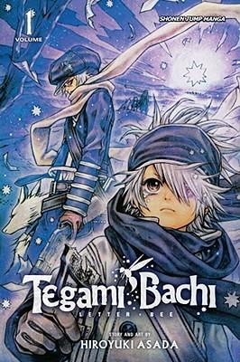 Tegami Bachi, Volume 1 Cover