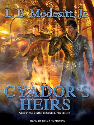 Cyador's Heirs (Saga of Recluce (Audio) #17) Cover Image
