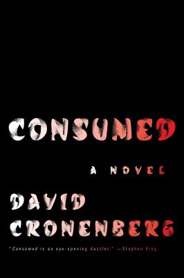 Consumed Cover