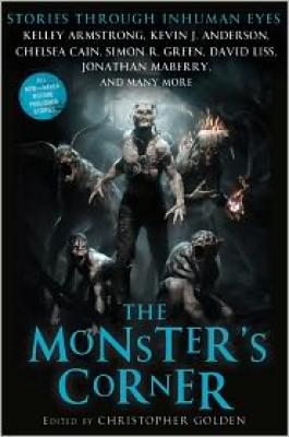 The Monster's Corner Cover